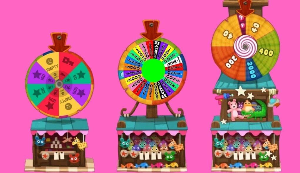 Wheel of Fortune slots online